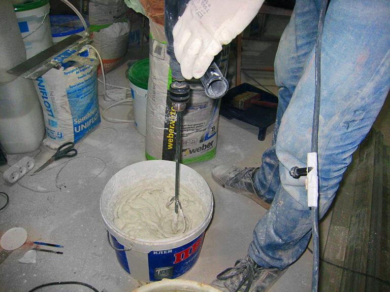 Приготовить шпатлевку своими руками 87