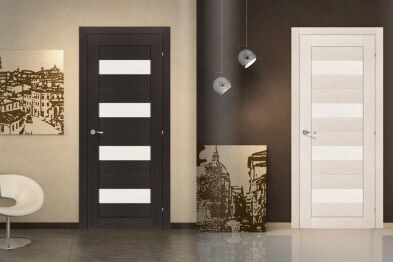 Установка межкомнатных дверей самостоятельно видео
