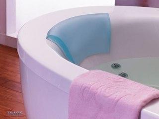 Подлокотник и подголовник для ванны