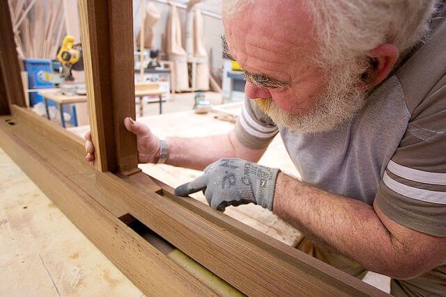 Монтаж деревянных окон своими руками. Фото, видео