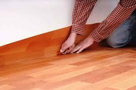 Укладка линолеума на деревянный пол и на бетонный пол