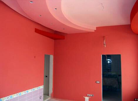 Фото стен покрашенных водоэмульсионной краской