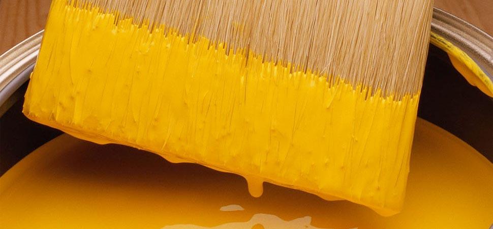 Безопасные компоненты водно-дисперсионной краски