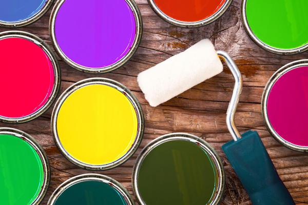 Выбор водно-дисперсионной краски