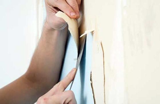 Как снять обои со стен быстро своими руками
