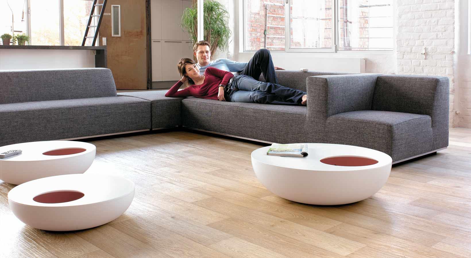 Паркет должен подходить по дизайну к остальной мебели