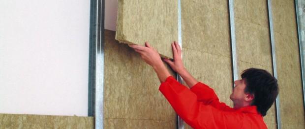 Звукоизоляция стен своими руками