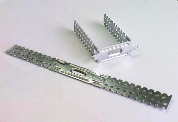 П-образный профиль для крепления панели