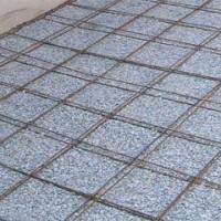 Арматурная сетка для бетонного основания пола: фото, видео