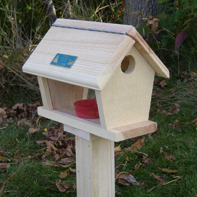 Кормушка Для Птиц Пошаговая Инструкция