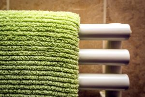 Мокрое полотенце