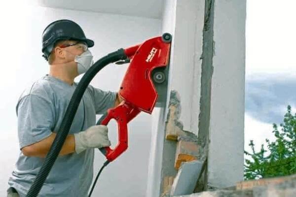 План демонтажа кирпичных, бетонных и пеноблочных стен и перегородок