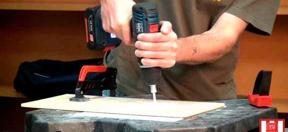 Правильное сверление отверстий в керамической плитке