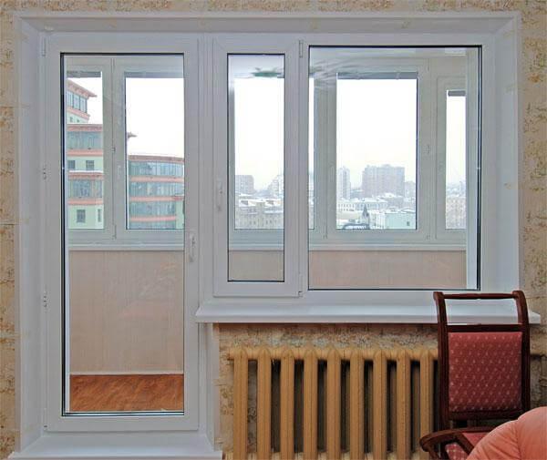 Как установить балконную дверь, защелку и москитную сетку
