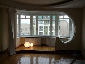Отделка лоджии и балконов внутри своими руками (фото)
