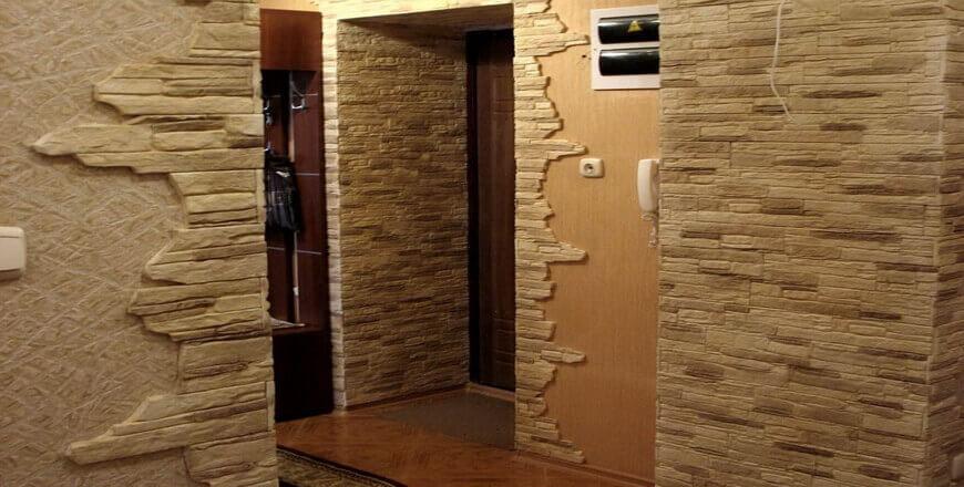 Фото отделки стен в квартире