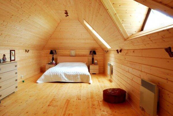 Внутренняя отделка деревянного, газобетонного и дома из сип панелей