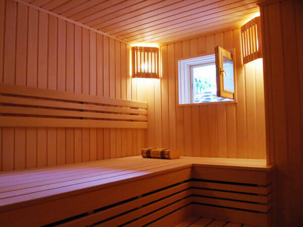 Вентиляция в бане, в парилке