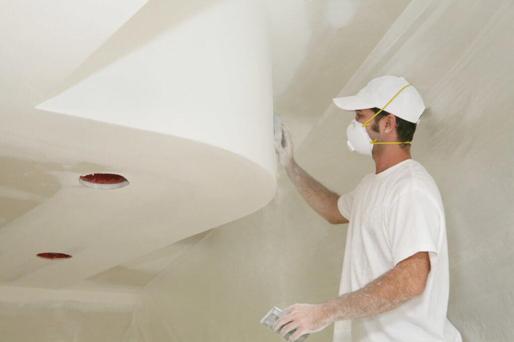 что нужно для побелки потолка