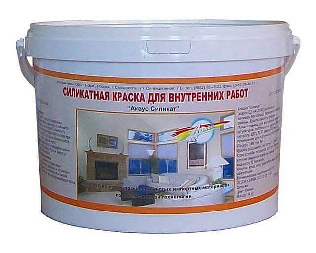виды водоэмульсионной краски для потолка