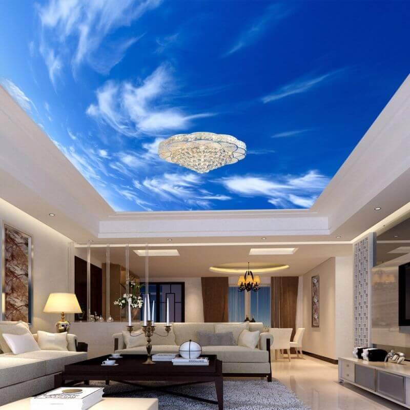 3d потолки (