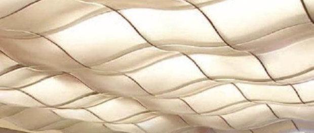 3д панели на потолок