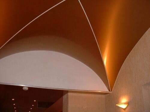 3д потолки