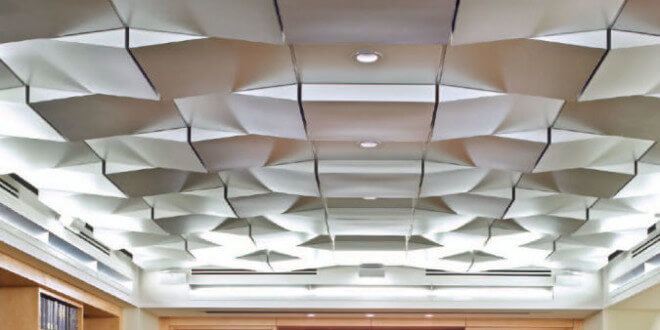 3d панели для потолка