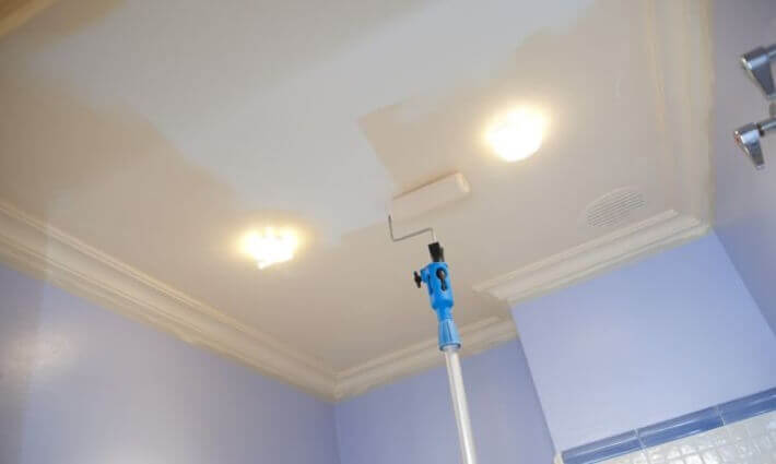 лучший валик для покраски потолка