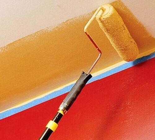 делюкс краска для потолка