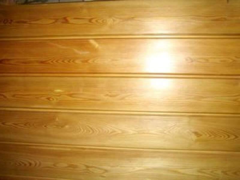 ширина имитации бруса для обшивки потолка