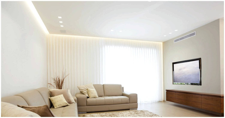 спальня с низкими потолками как увеличить высоту