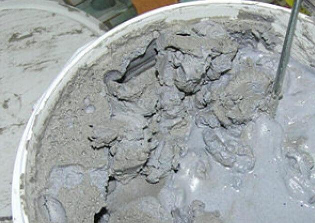 шпатлевка для потолка в ванной