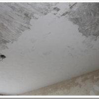 Как правильно шпаклевать потолок в ванной комнате