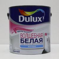 Краска Dulux для потолка: преимущества, виды, обзор