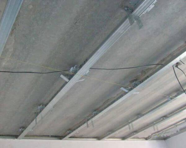 отделка стен и потолка панелями мдф