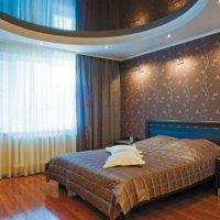 Потолок в спальне – залог отличного отдыха