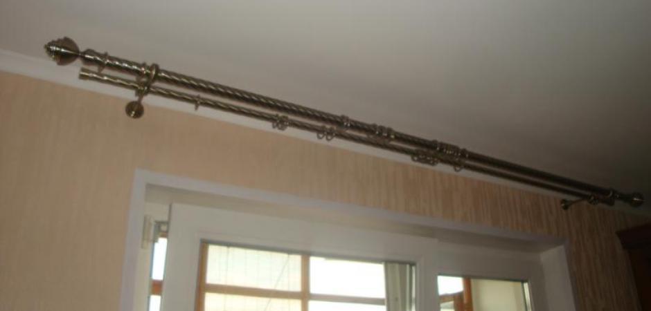 шторы под цвет натяжного потолка