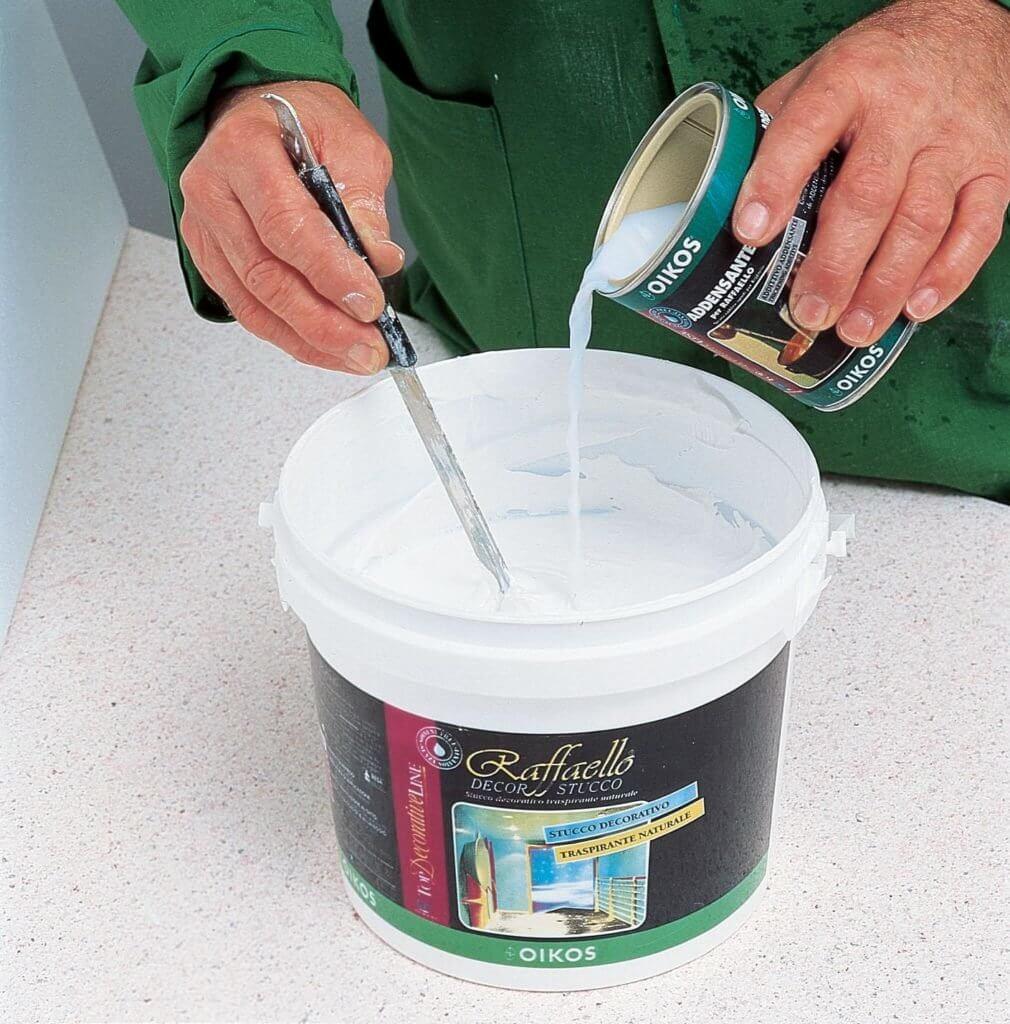 силиконовая водно дисперсионная краска для потолков