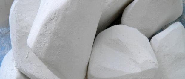 как развести мел для побелки потолка пропорции