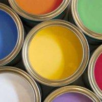 Покраска потолка вододисперсионной краской