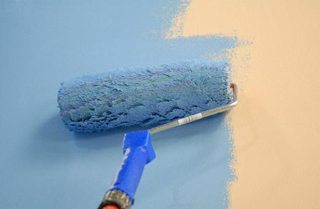 расход водоэмульсионной краски для потолка