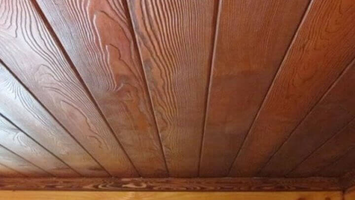 краска для деревянного потолка какая лучше