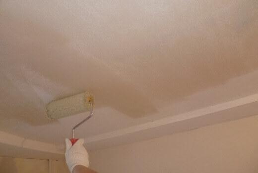 какая грунтовка для потолка лучше