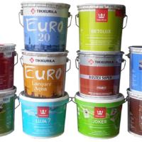 Краска Tikkurila для стен и потолков