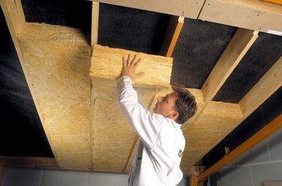 ремонт потолка от жары