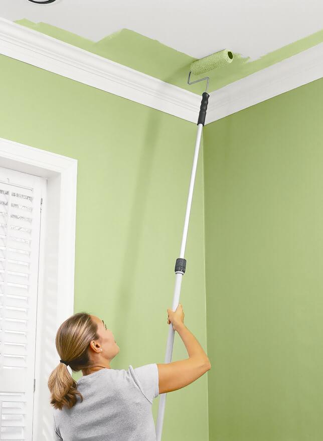 косметический ремонт потолка