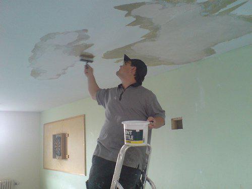 ремонт гипсокартонных потолков