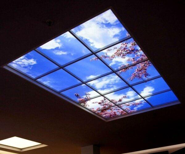 3d потолки