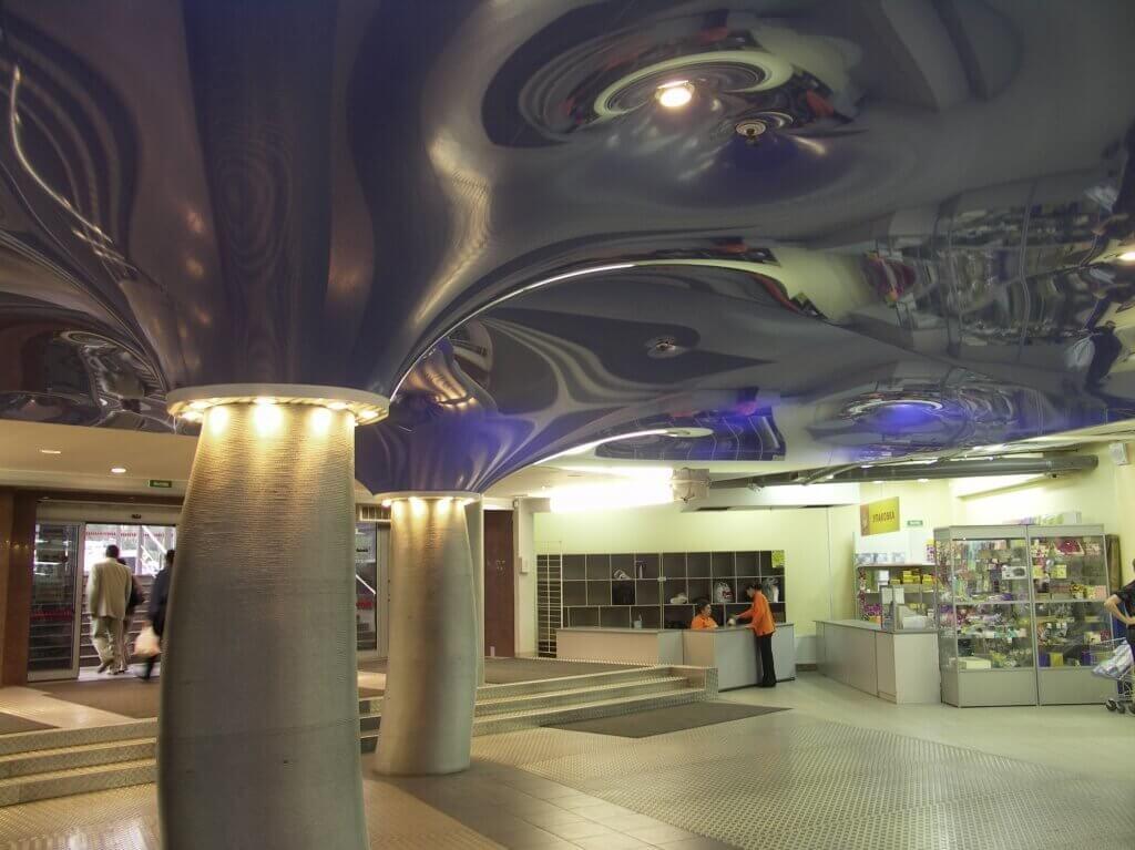 подвесные потолки 3d